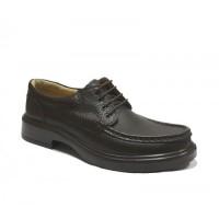 کفش چرم راحتی مردانه بندی سانترال فرزین FARZIN SHOES MEN CENTRAL