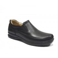 کفش چرم راحتی مردانه کشی گریدر پولاب فرزین FARZIN SHOES MEN GRADER
