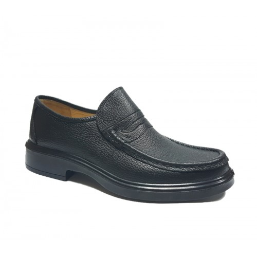 کفش چرم راحتی مردانه سانترال فرزین FARZIN SHOES MEN SANTRAL