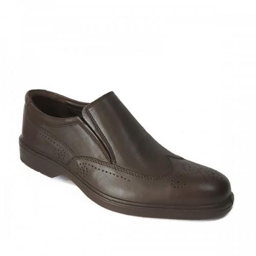 کفش مردانه کلاسیک همگام HAMGAM SHOES MEN LEATHER PULLOVER 219