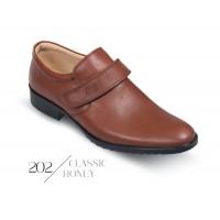 کفش مردانه کلاسیک کمردار 202 همگام