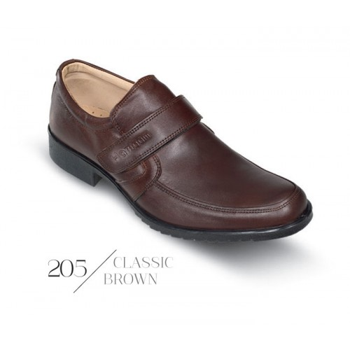 کفش مردانه کلاسیک کمردار رویه ساعتی 205 همگام