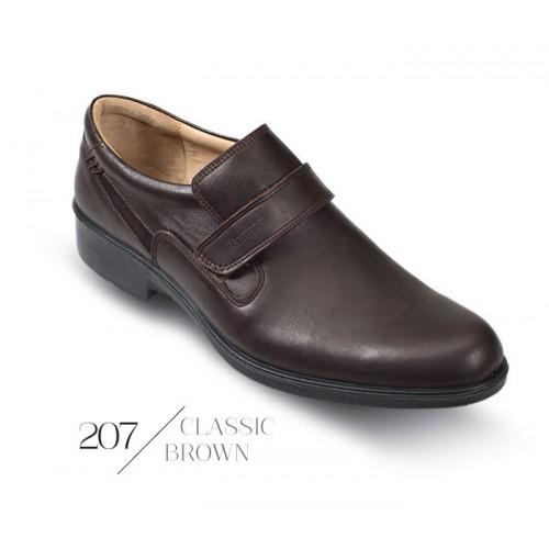 کفش مردانه کلاسیک کمردار207 همگام