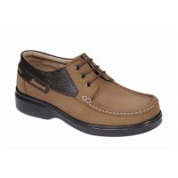 کفش مردانه آلفا بندی نبوک همپا
