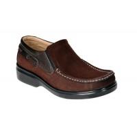 کفش مردانه آلفا کشدار نبوک همپا