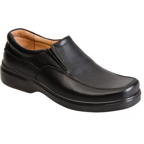 کفش مردانه ساعتی کشدار همپا