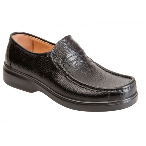 کفش مردانه سانترال چرم همپا