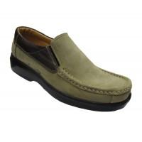 کفش مردانه آلفا کشدار نبوک جلال