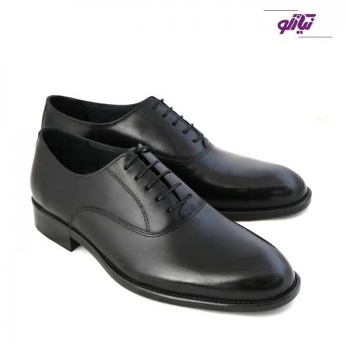 کفش کلاسیک چرم مردانه توران مدل سانتوس